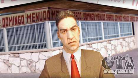 Dr. Crabblesnitch from Bully Scholarship Edition pour GTA San Andreas