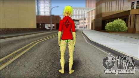 Poison Ivy PED für GTA San Andreas zweiten Screenshot