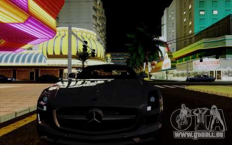 ENBSeries pour les faibles PC v3 [SA:MP] pour GTA San Andreas septième écran