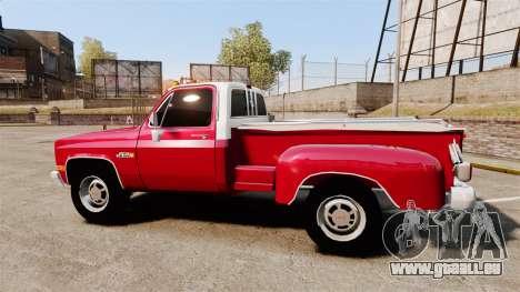 GMC 454 Pick-Up Up für GTA 4 linke Ansicht