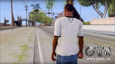 Nike Shirt für GTA San Andreas zweiten Screenshot