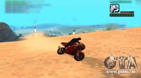 Car Hack für GTA San Andreas