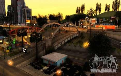 Graphical shell for SA für GTA San Andreas zwölften Screenshot