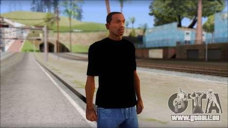 Max Cavalera T-Shirt v1 pour GTA San Andreas