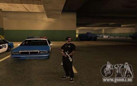 Swag Police für GTA San Andreas dritten Screenshot