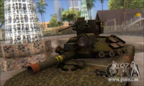 Sheridan M551 pour GTA San Andreas laissé vue
