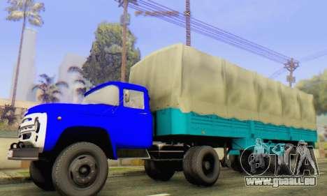 Semi-VÉHICULES pour GTA San Andreas