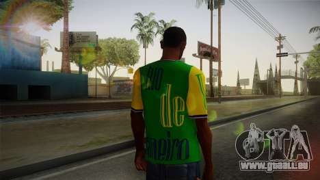 RIO T-Shirt pour GTA San Andreas deuxième écran