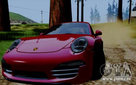ENBSeries für schwache PC-v3 [SA:MP] für GTA San Andreas