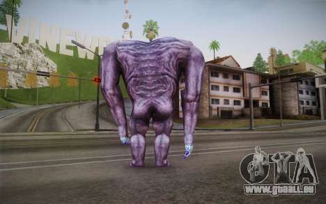 Gnaar from Serious Sam pour GTA San Andreas deuxième écran