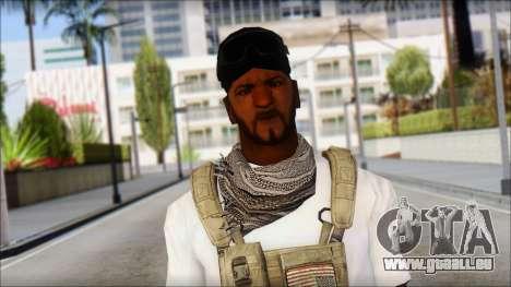 Sweet Mercenario pour GTA San Andreas