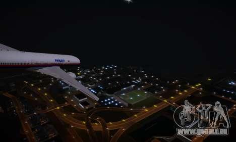 ENBSeries for low PC v2 fix pour GTA San Andreas quatrième écran