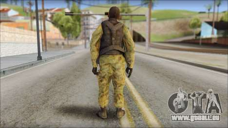 Afganistan Forces für GTA San Andreas zweiten Screenshot