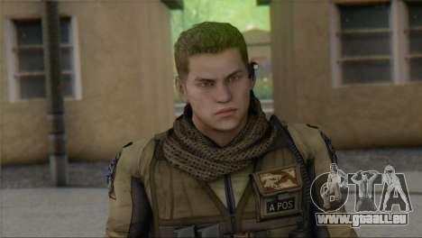 Piers Nivans v1 für GTA San Andreas dritten Screenshot