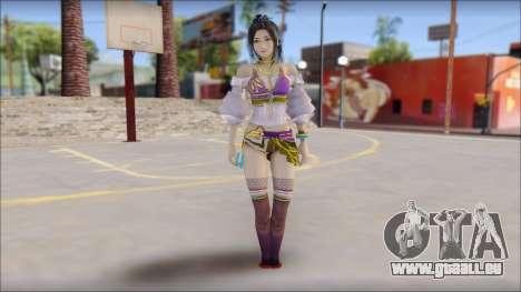 Lebreau From Final Fantasy für GTA San Andreas