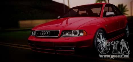 Audi S4 Stock 2000 für GTA San Andreas