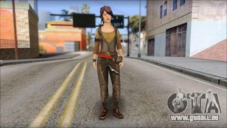 Rebecca für GTA San Andreas
