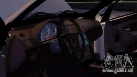 SsangYong Kyron pour GTA 4 Vue arrière