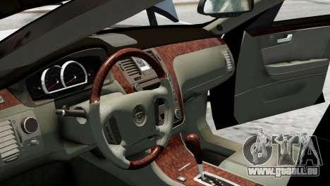 Cadillac DTS 2006 v1.0 pour GTA 4 est un droit