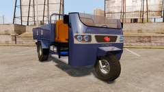 Agricole tricycle pour GTA 4
