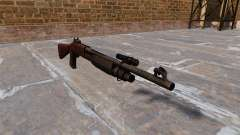 Ружье Benelli M3 Super 90 de l'art de la guerre