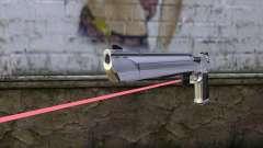 Desert Eagle avec visée laser