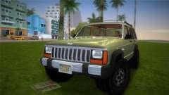 Jeep Cherokee v1.0 BETA pour GTA Vice City