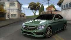 Mercedes-Benz C250 V1.0 2014 für GTA San Andreas