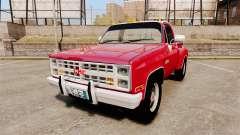 GMC 454 Pick-Up Up