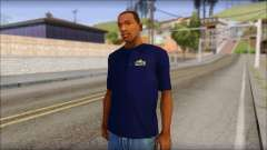 Blue Izod Lacoste Polo Shirt