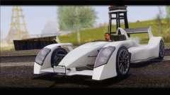 Caparo T1 2012