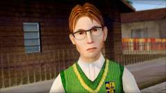 Donald from Bully Scholarship Edition pour GTA San Andreas