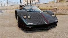 Pagani Zonda C12S Roadster 2001 v1.1 PJ3