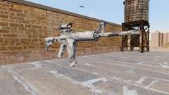 Automatique carabine Gris MA canne Camo