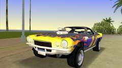 Chevrolet Camaro 1970 für GTA Vice City