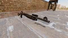 Ружье Benelli M3 Super 90 zombies