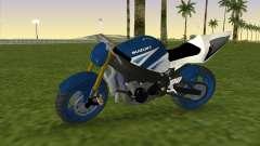 Suzuki GSX-R 1000 StreetFighter