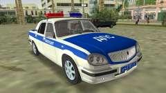 GAZ 31105 Wolga-DPS