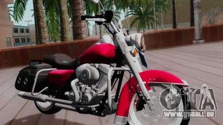 Harley-Davidson Road King Classic 2011 für GTA San Andreas