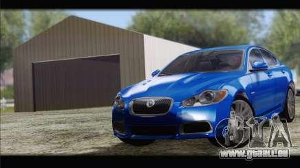 Jaguar XFR v1.0 2011 für GTA San Andreas