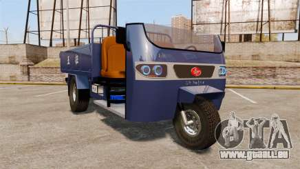 Agrar-Dreirad für GTA 4