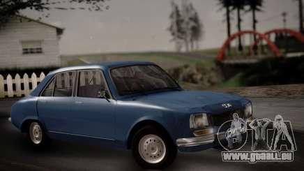 Peugeot 504 für GTA San Andreas