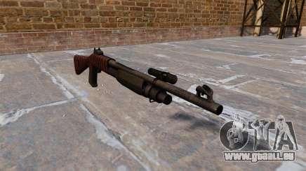 Ружье Benelli M3 Super 90 de l'art de la guerre pour GTA 4