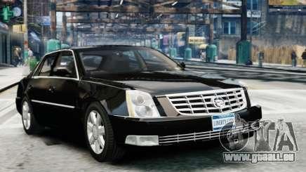 Cadillac DTS 2006 v1.0 pour GTA 4