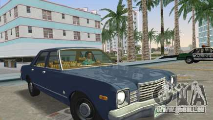 Dodge Aspen 1979 pour GTA Vice City