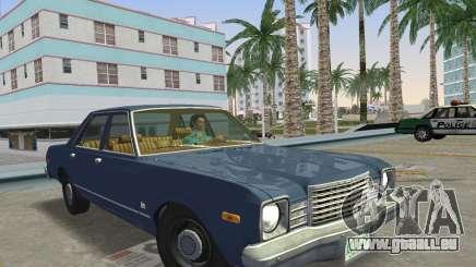 Dodge Aspen 1979 für GTA Vice City