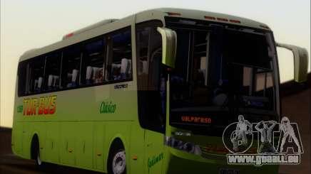 Busscar Vissta LO Scania K310 - Tur Bus pour GTA San Andreas