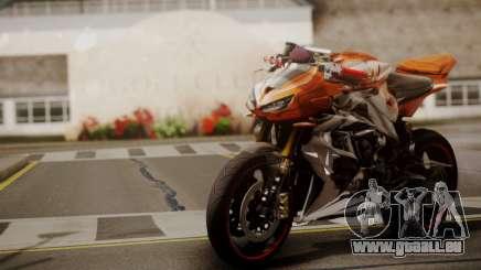 Kawasaki Z1000 2014 pour GTA San Andreas