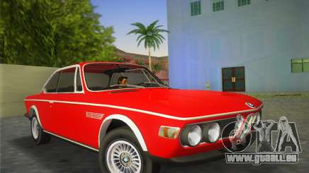 BMW 3.0 CSL 1971 für GTA Vice City