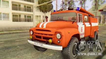 ZIL 130 AC-40 für GTA San Andreas